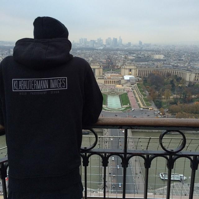 WIR WAREN IN #PARIS ????