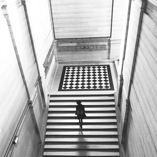 @eileenheydorn climbing #stairs