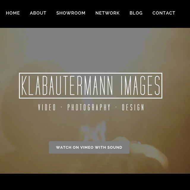 OUR NEW #HOMEPAGE IS #ONLINE WWW.KLABAUTERMANN-IMAGES.COM