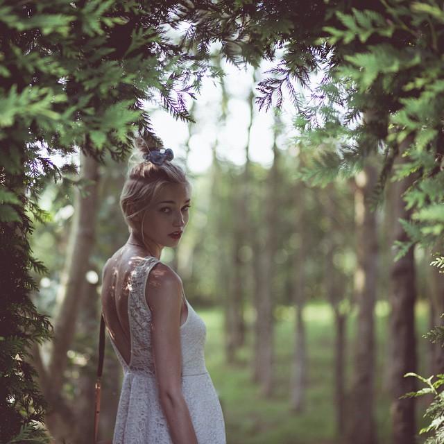In a beautiful #garden w/ beautiful @eileenheydorn